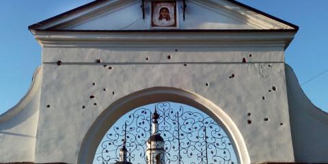 Никольский черноостровский монастырь в Малоярославце