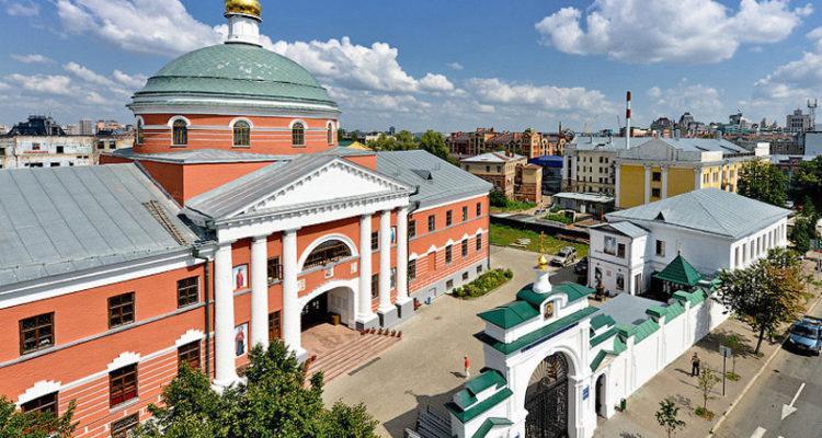 Казанский Богородицкий монастырь в Казани