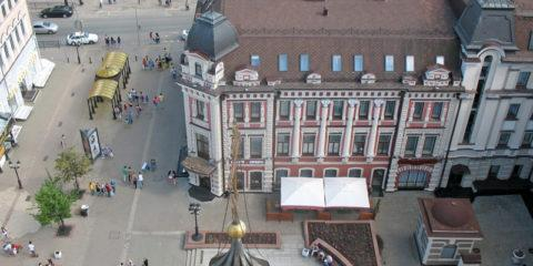 Смотровые площадки Казани