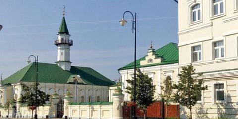 Старо-Татарская слобода в Казани