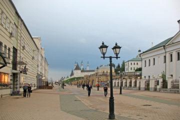 Улица Баумана, Казань