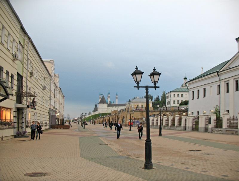 Улица Баумана в Казани: её достопримечательности ждут только Вас