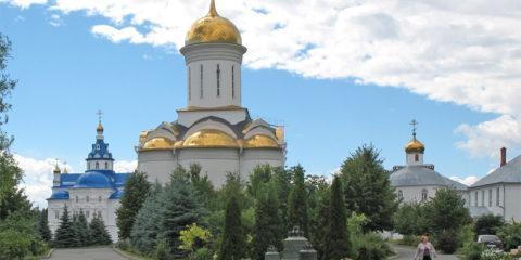 Зилантов монастырь, Казань