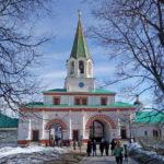 Парк-усадьба Коломенское, домик Петра-1, Голосов овраг: живая история Руси