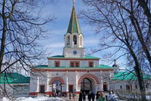 Музей-заповедник Коломенское, Москва