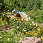 Райский природный уголок в усадьбе Следово, Кострома