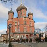 Свято-Донской ставропигиальный мужской монастырь в Москве — история Великой Руси