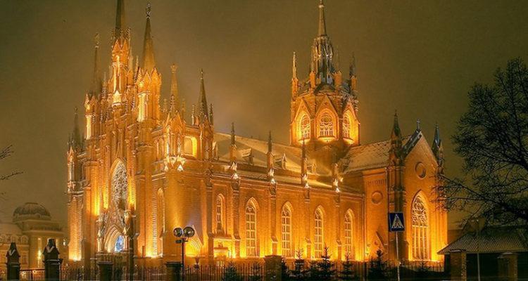 Собор Непорочного Зачатия Пресвятой Девы Марии (Москва) на Малой Грузинской