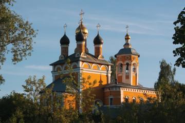 Николо-Набережная церковь в Муроме. К мощам Иулиании Лазаревской
