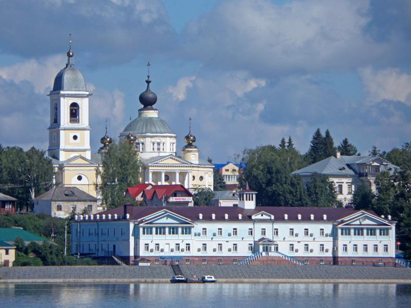 Город Мышкин, достопримечательности: фото с описанием || Достопримечательности мышкина