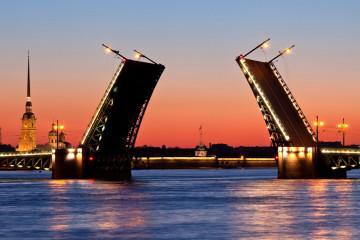 Достопримечательности города Санкт-Петербург и его окрестности