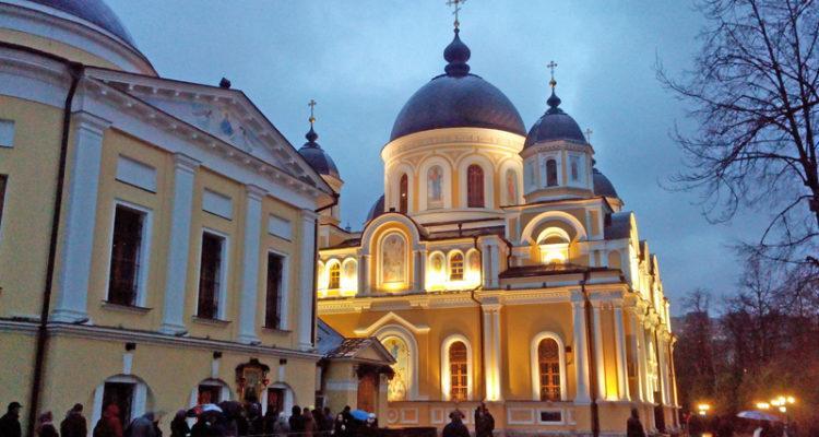 Покровский монастырь в Москве, Матрона Московская