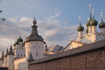 Музей-Заповедник Ростовский Кремль
