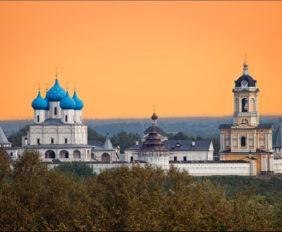 Город Серпухов достопримечательности