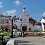 Введенский Владычный женский монастырь в Серпухове: древнейшая обитель Подмосковья