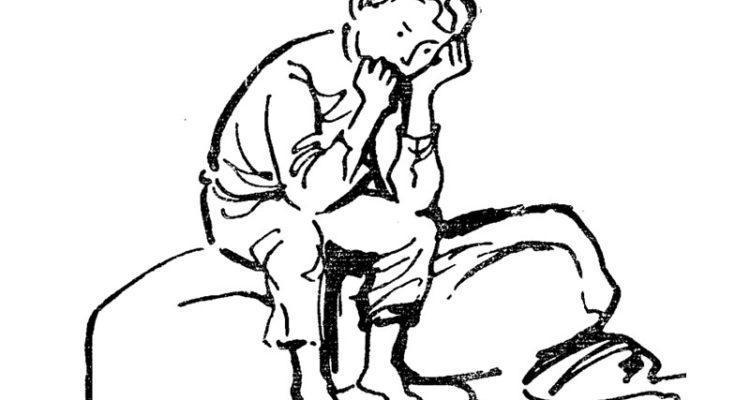 Сирота Казанская: значение фразеологизма