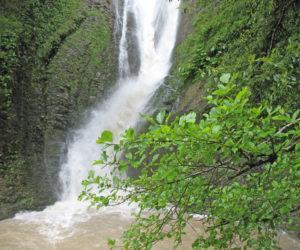Ореховский водопад, Сочи
