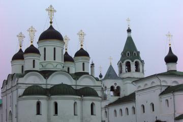История муромского Спасо-Преображенского монастыря