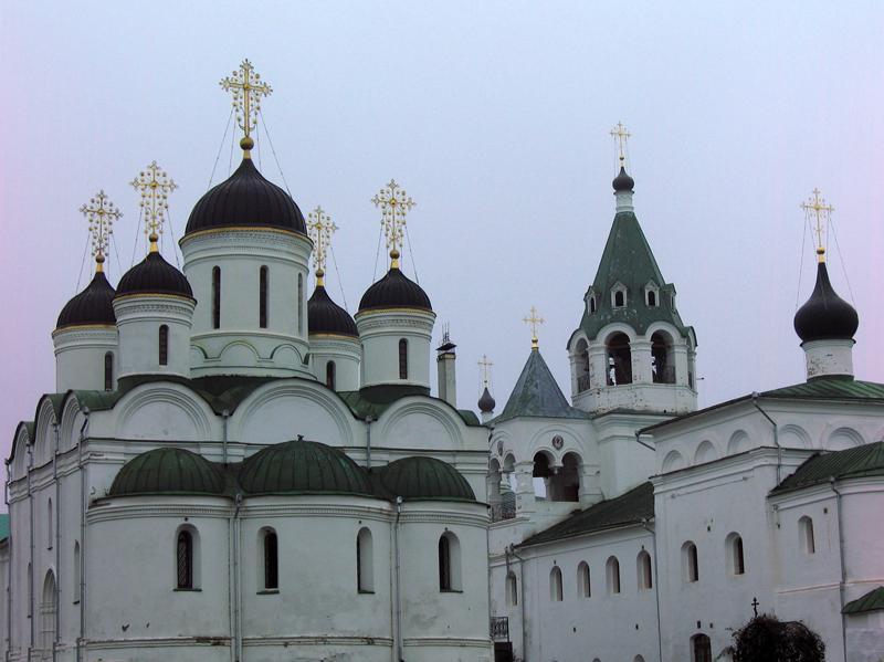 Благовещенский монастырь в Муроме: история и адрес, описание, святыни и достопримечательности, праздники