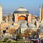 Собор святой Софии в Стамбуле — Премудрость Божия, явленная на Земле