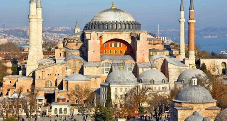 Айя София, Стамбул, Турция