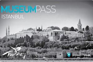 Музейная карта Стамбула Museum Pass