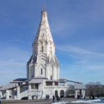 Храм Вознесения Господня в Коломенском: прошлое и настоящее