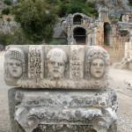 В город Демре (Мира) на машине или тур в древнюю Ликию самостоятельно