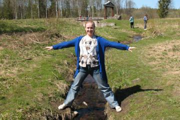 Где берет начало Волга, где ее исток? В Волговерховье!