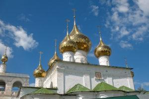 Воскресенский монастырь, Углич