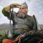 Илья Муромец из Мурома: былина про русского богатыря