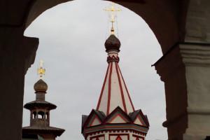 Окрестности Звенигорода или что посмотреть за один день