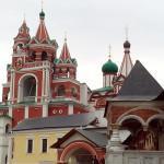 Савва Сторожевский и его мужской монастырь в Звенигороде