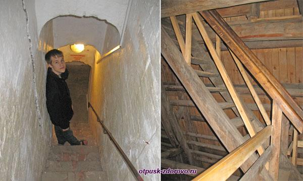 Поднимаемся на Смотровую башню, Музей-Заповедник Ростовский Кремль