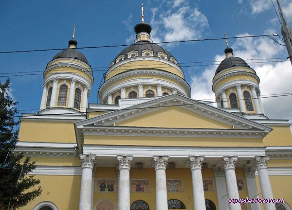 Спасо-Преображенский собор - Краса Поволжья, Рыбинск